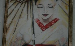 Image of A Geisha