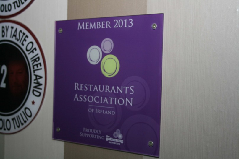 Restaurants Assoc Membership